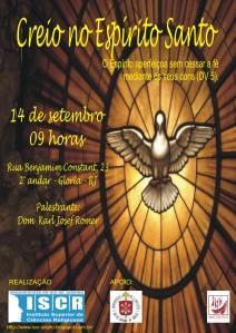 ISCR- Creio no Espirito Santo