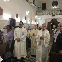 Foto 5 Missa São Luis Orione em 16 de Maio de 2019