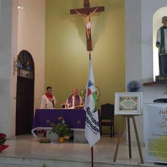 Foto Cruz Missionária Recebida em 05 de Março de 2020 Foto 02
