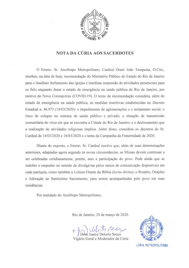 Nota da Cúria aos Sacerdotes_20.03.2020_03212020_025139